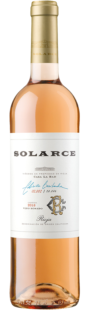 Solarce Vino Rosado