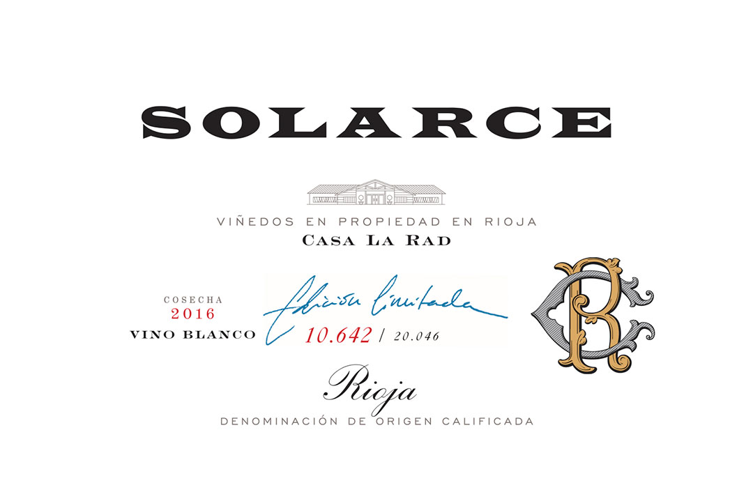 Solarce Vino Blanco